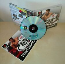 KNOCKOUT KINGS 2000 - Sony Playstation PS1 PSX gioco game completo prima stampa
