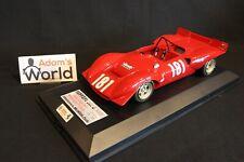 MG Model Plus Ferrari 212E 1969 1:18 #181 P. Schetty EHCC Ollon-Villars (PJBB)