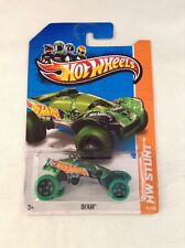 Hot Wheels 2013 HW Stunt Da'Kar in Protector Pack