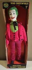 "Batman The Joker 17"" inch Talking Action Figure Classic TV Series 1966"
