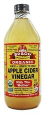 Bragg - Organic Apple Cider Vinegar with Mother - 16 fl. oz.