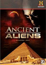 Ancient Aliens:Season 1. Alien Doco Series. 3 Disc Boxset. New In Shrink!