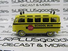 Greenlight 1/64 LOOSE Collectible Classic 1964 VOLKSWAGEN VW SAMBA School Bus