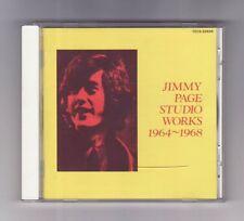 (CD) JIMMY PAGE - Studio Works 1964-1968 / Japan Import / TECX-22606