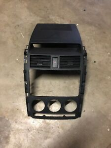 MAZDA CX9 TB 3.7L V6 RADIO/STEREO SURROUND PANEL/FASCIA 2007-2012
