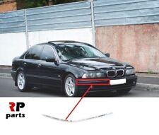 Nouvelle BMW Série 5 E39 1996-1999 avant rein Grill Paire Set Chrome Noir