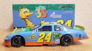 The Jeff Gordon Foundation / Sesame Street #24 NASCAR DieCast 1:24 (2004)