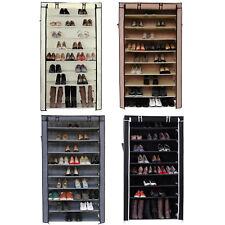 10 couches XXL Porte-chaussures étagères à chaussures Meuble de rangement