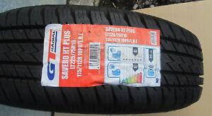 NEW TYRE GT RADIAL SAVERO HT PLUS LT 225 75 R16  115/112R 225/75/R16 115/112R