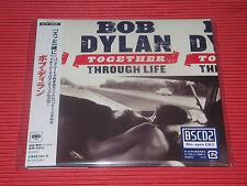 2014 BOB DYLAN TOGETHER THROUGH LIFE   JAPAN MINI LP BSCD2  Blu-spec CD 2