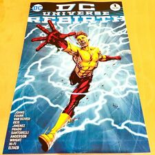 DC Universe Rebirth #1 1st Print Regular Gary Frank Cover 2016 One Shot RARE