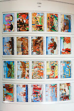 Caribbean Islands Mint NH 1992 to 2005 High Value Stamp Collection