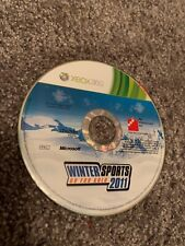 Xbox 360 Winter Sports go for Gold 2011 Disc Only