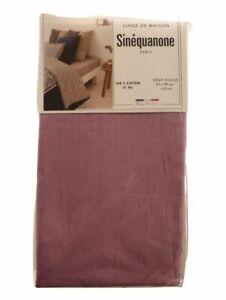 Sinéquanone drap housse 90x190 cm + 25 cm 100% coton 57 fils (9)