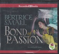 BOND OF PASSION by BERTRICE SMALL~UNABRIDGED CD AUDIOBOOK