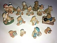 Cherished Teddies (Mixed / Variations) Collectors Items P Hillman Christmas