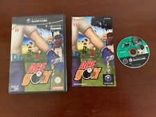 gamecube ace golf perfect disc no marks or scratches game cube ni