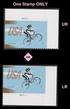 US 4690 Bicycling BMX Rider forever plate single MNH 2012
