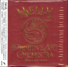 PRIMITIVE ART ORCHESTRA-HELIX-JAPAN CD E25
