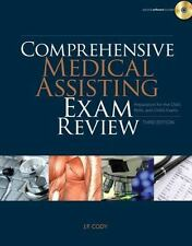 Comprehensive Medical Assisting Exam Review-Book with CD