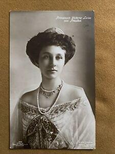 Prinzessin Viktoria Luise von Preußen 1911