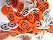Confezione da 50 JL Golf colori misti plastica Ball Markers Society
