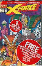 X-Force # 1 (Gideon card) (Rob Liefeld) (USA, 1991)