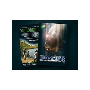 Korda Underwater Part 8 DVD / Carp Fishing