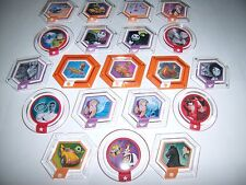 DISNEY INFINITY Series 2 Complete 20 Power Disc Set Muppets Condor Jolly Roger
