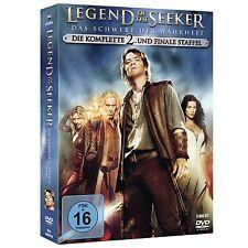 Legend of the Seeker - Staffel 2 - DVD - *NEU*