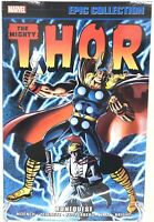 Thor Epic Collection Runequest Loki Warriors Three Marvel Comics New TPB