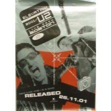 U2 Memorabilia Posters