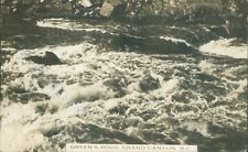 More details for grand canyon british colombia greens rods c1917 real photo