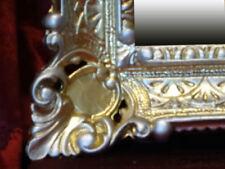 Cadres antiques en argent pour la décoration intérieure de la maison