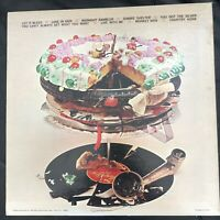"ROLLING STONES ""LET IT BLEED""LP LONDON RECORDS W/ORIGINAL POSTER 1969"