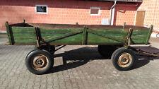 Ackerwagen, Gummiwagen, Landwirtschaft Anhänger, Holzwagen