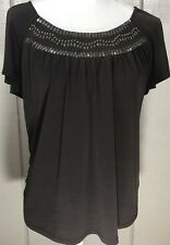 East 5th Women's Medium Blouse-Pre-owned