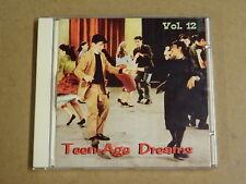POPCORN CD / TEEN-AGE DREAMS - VOL 12