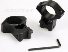 Hohen Montage Ringe 25,4mm 1 Zoll Durchmesser Zielfernrohr 11mm Prismenschiene