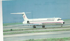 German Wings  McDonnell  Douglas MD-83   Unused Chrome PC 974 Plane