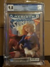 Supergirl #13 DC Artgerm Variant CGC 9.8 Beautiful book !!!