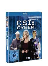 CSI: CYBER-SEASON 2.2 BD PATRICIA ARQUETTE/TED DANSON/SHAD MOSS/+ 2 BLU-RAY NEU