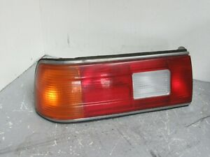 BMW E23 7 Series Left Tail Light COMPLETE HOUSING WITH LENS #2060