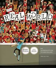 The Real World: An Introduction to Sociology, 3rd Edition Expedited shipping