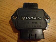 92 to 97 Subaru Svx Ignition Control module 3.3L J716 22438Aa050 Diamond Oem #