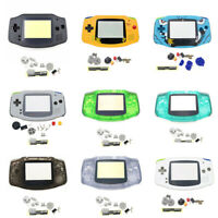 Replacement Full Housing Shell Case For Nintendo Game Boy Advance GBA Cover New