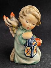 "Goebel Hummel 357 Guiding Light Angel w Lantern Tmk6 2-3/4"" Figurine"