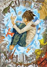 DEATH NOTE POSTER PRINT - L - WALL ART - BUY 2 GET 1 FREE