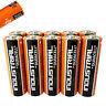 10 x Duracell AA batteries Industrial Procell Alkaline LR6 MN1500 MIGNON
