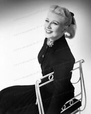 8x10 Print Ginger Rogers Seated Portrait 1942 #1008747